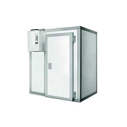 Tiefkühlzelle + Tiefkühlaggregat