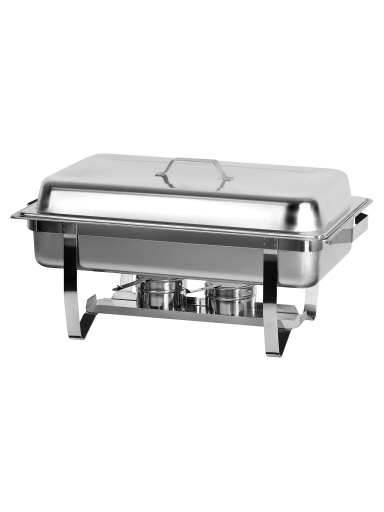 Chafing Dish - 1/1 GN - H 37.6 x 22 x 51.2 CM - Combisteel - 7476.0020