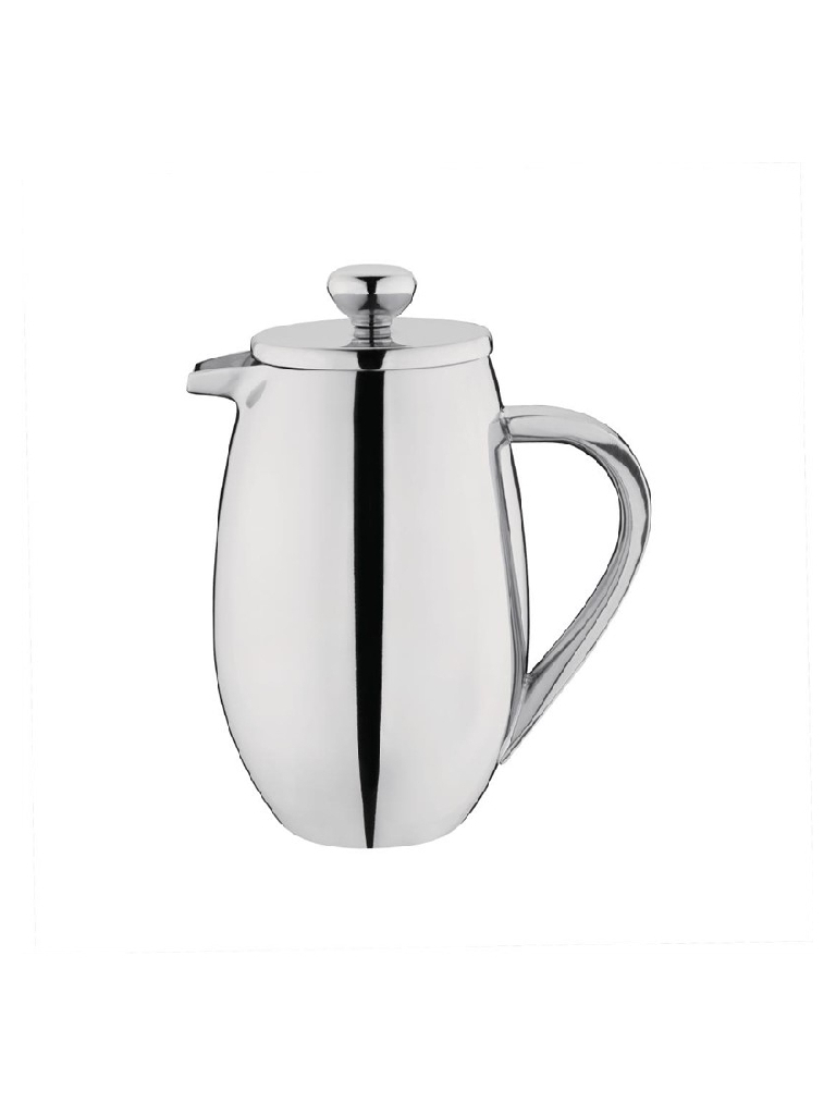 Olympia Edelstahl Cafetiere 0.4L - W836