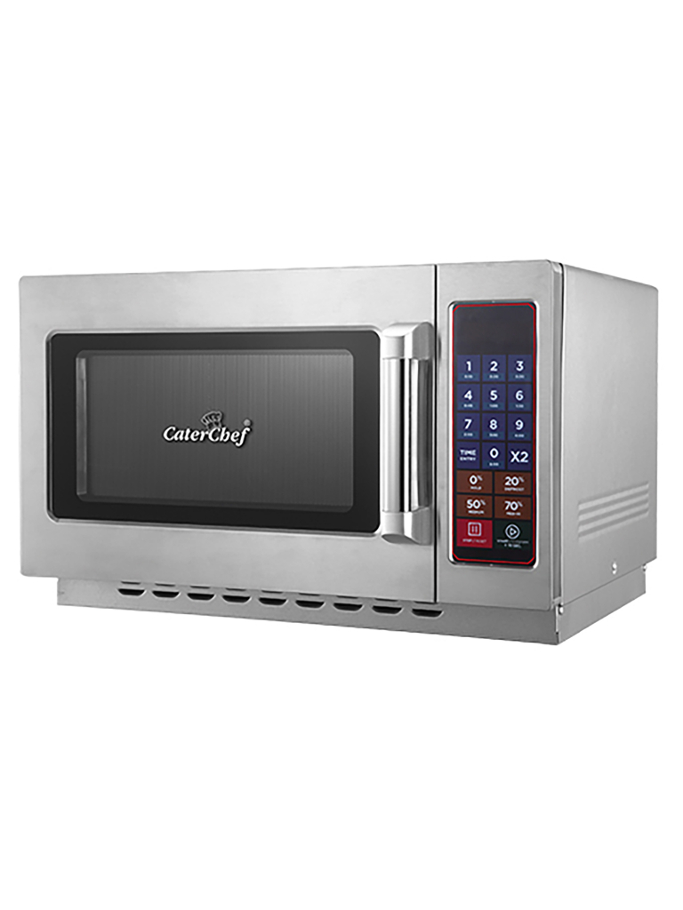 Mikrowelle programmierbar - 1000 W - 34 L - Catering Chef - 688212
