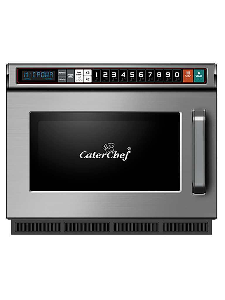 Mikrowelle programmierbar - 1800 W - 17 L - Catering Chef - 688217