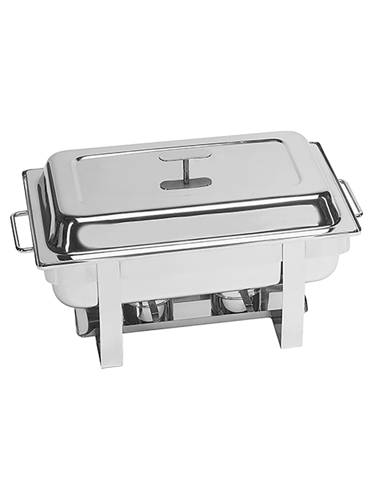 Chafing Dish Edelstahl - Classic One Millennium - 1/1 GN
