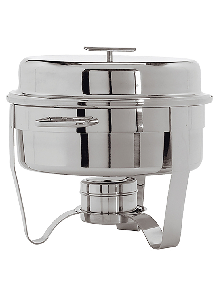 Chafing Dish Edelstahl - Classic One Ronde - 8L